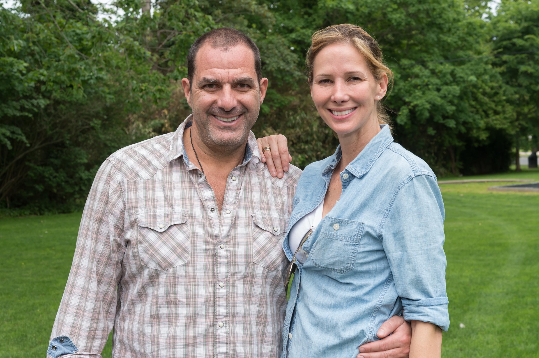 David Wassong and Cynthia Wassong