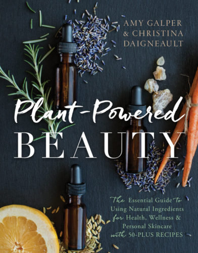 PLANT POWERED BEAUTY a roadmap to wellness and a favorite of Bobbi Brown.