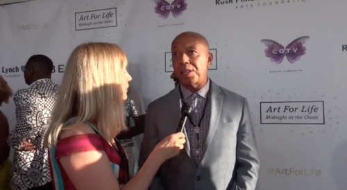 Art for Life 2017 Russell Simmons