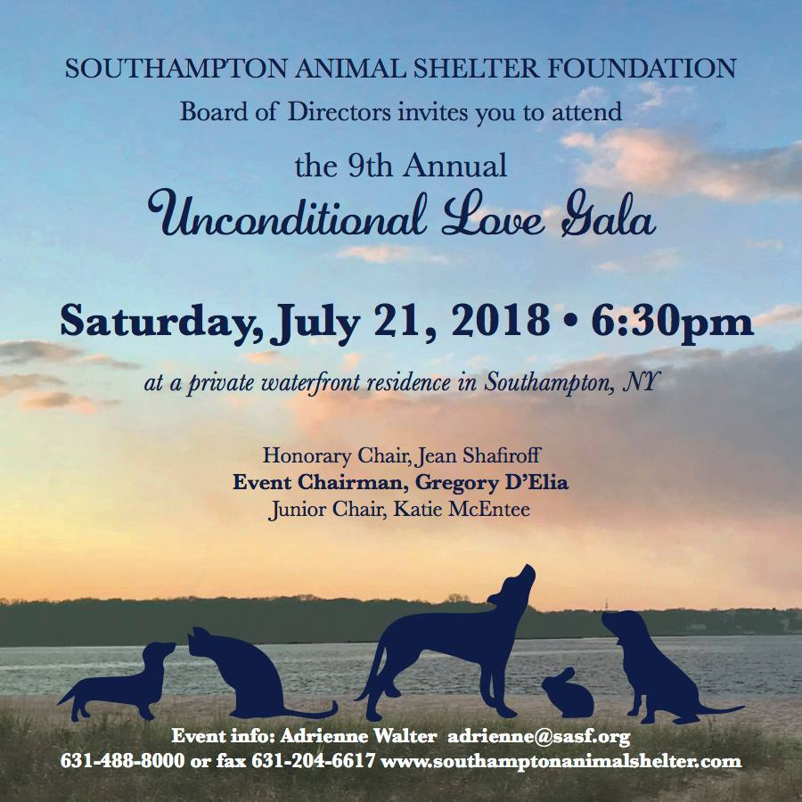Unconditional love Gala