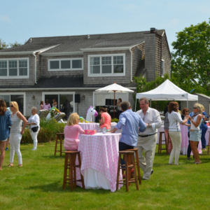 Edie Windsor Backyard BBQ