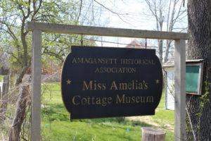 Miss Amelias Cottage