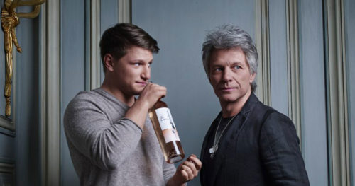 Jon and Jesse Bon Jovi