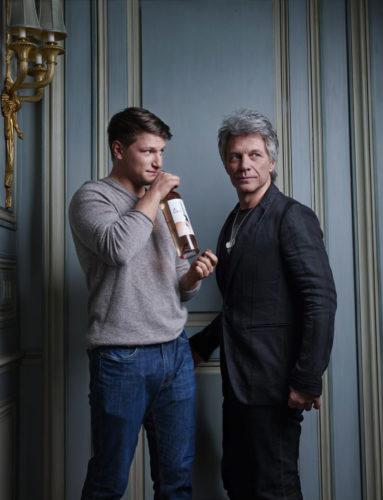 Jon and Jesse Bon Jovi