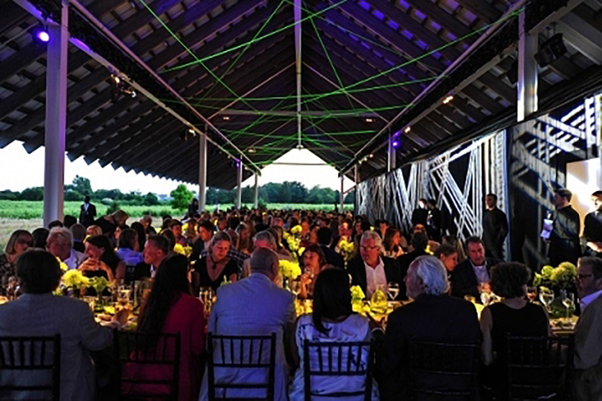 2018 Midsummer Party At Parrish Art Museum