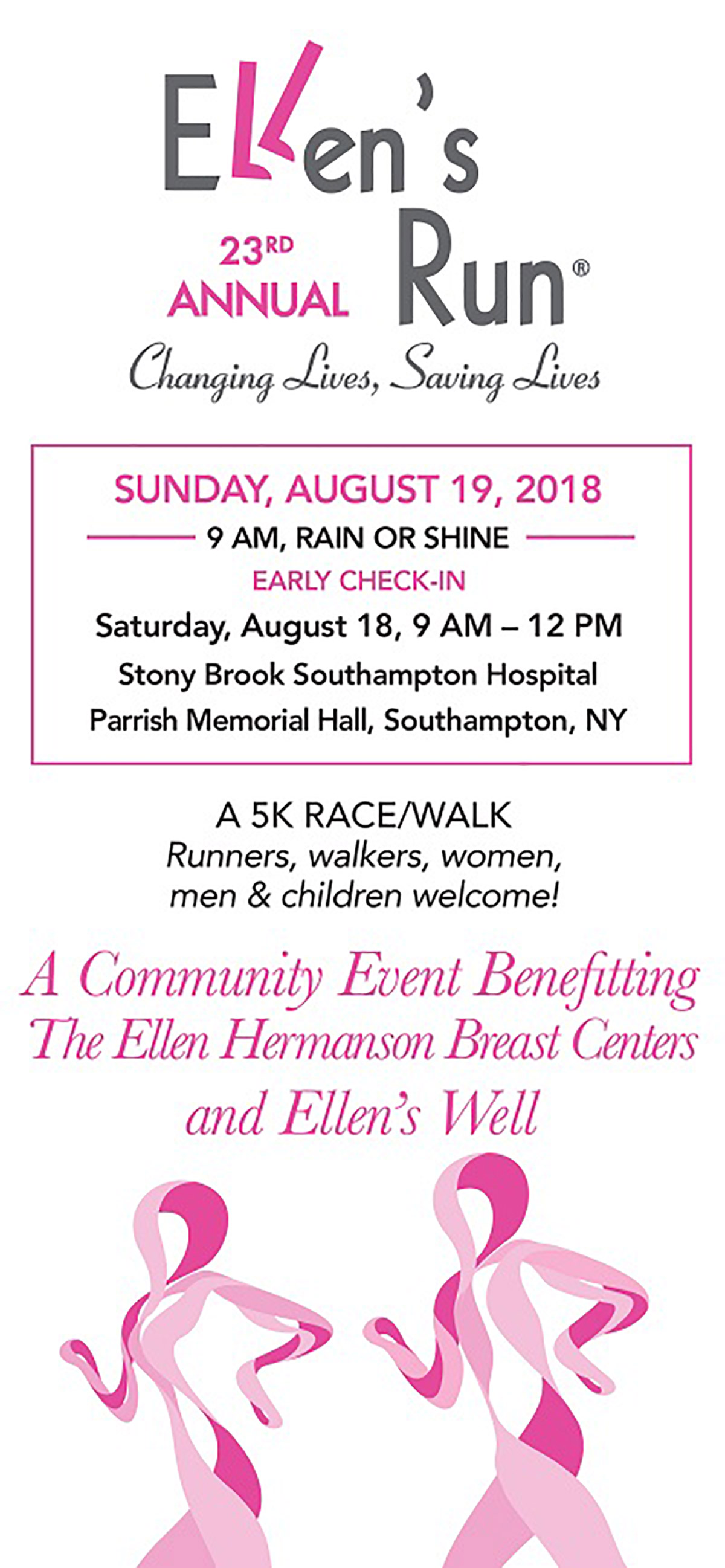 2018 23rd Annual Ellens Run