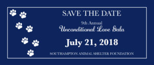 2018 Ninth Annual Unconditional Love Gala