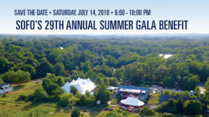 2018 Sofos 29th Annual Summer Gala Benefit