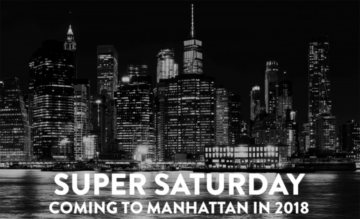 2018 Super Saturday