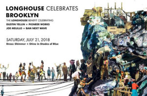 2018 The Longhouse Benefit