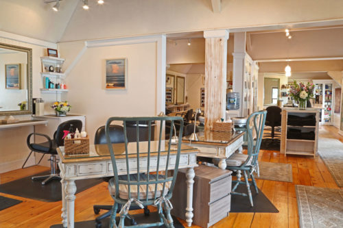 The Salon & Day Spa in Amagansett Square