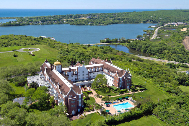 Montauk Manor Drone