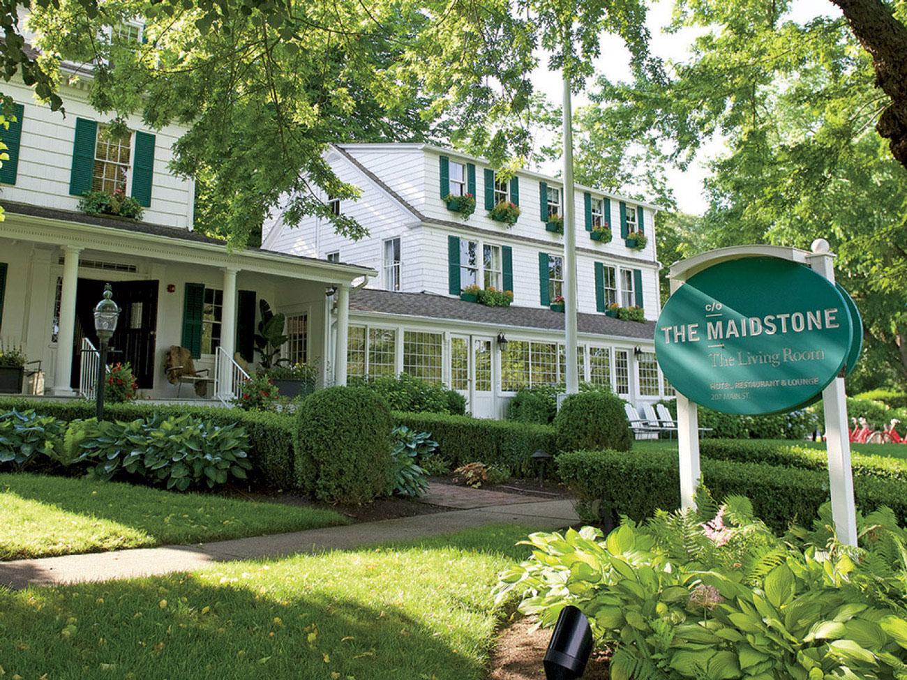 The Maidstone Hotel