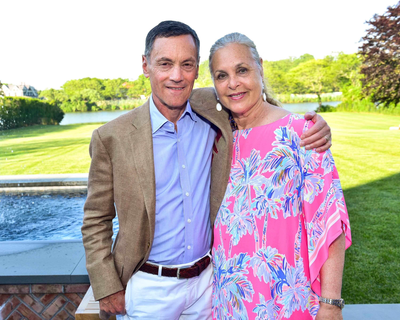 Steven and Barbara Karpf