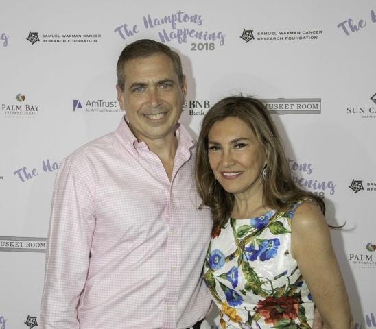 Ken and Maria Fishel - Photo by: Lenny Stucker
