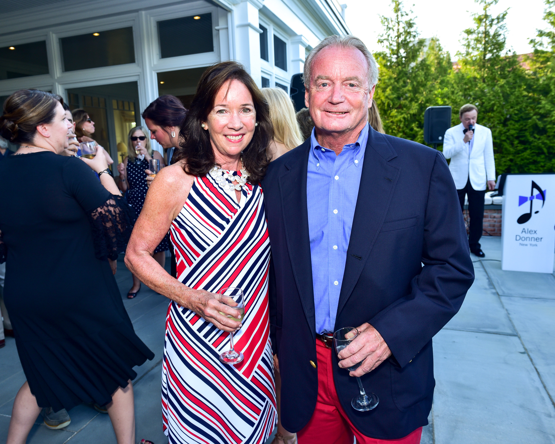 Ellen Irving and Michael Irving