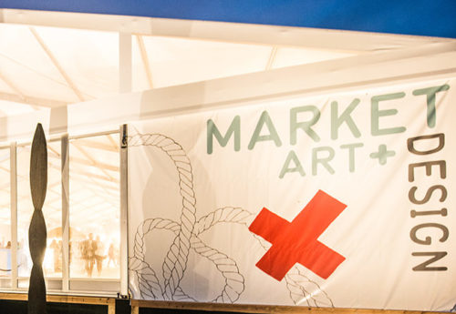 Bridgehampton Brings On The Art - Market Art + Design opens July 5