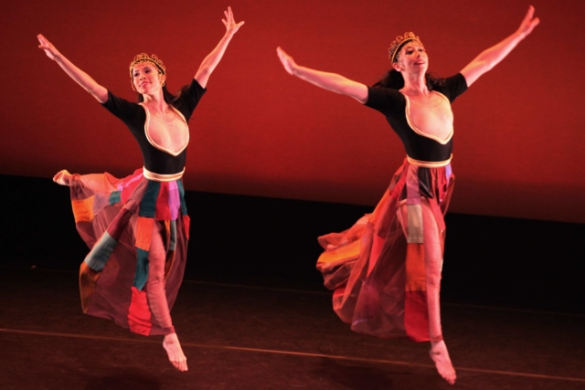 Paul Taylor Dance Company's Images with Madelyn Ho and Christina Lynch Markham