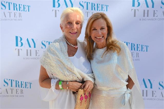 Ada Samuelsson and Tracy Mitchell