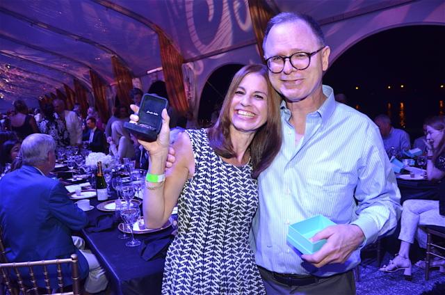 Dena Zeisel Friedman and Charles Friedman