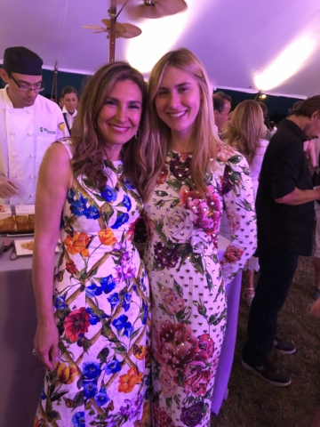 Maria and Melissa Fishel - Photo by: Katlean de Monchy