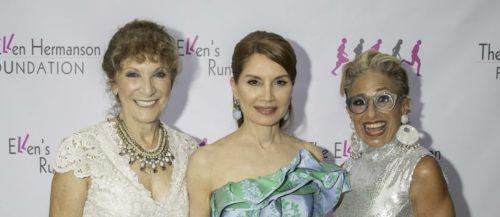 Julie Ratner, Jean Shafiroff and JodiWasserman