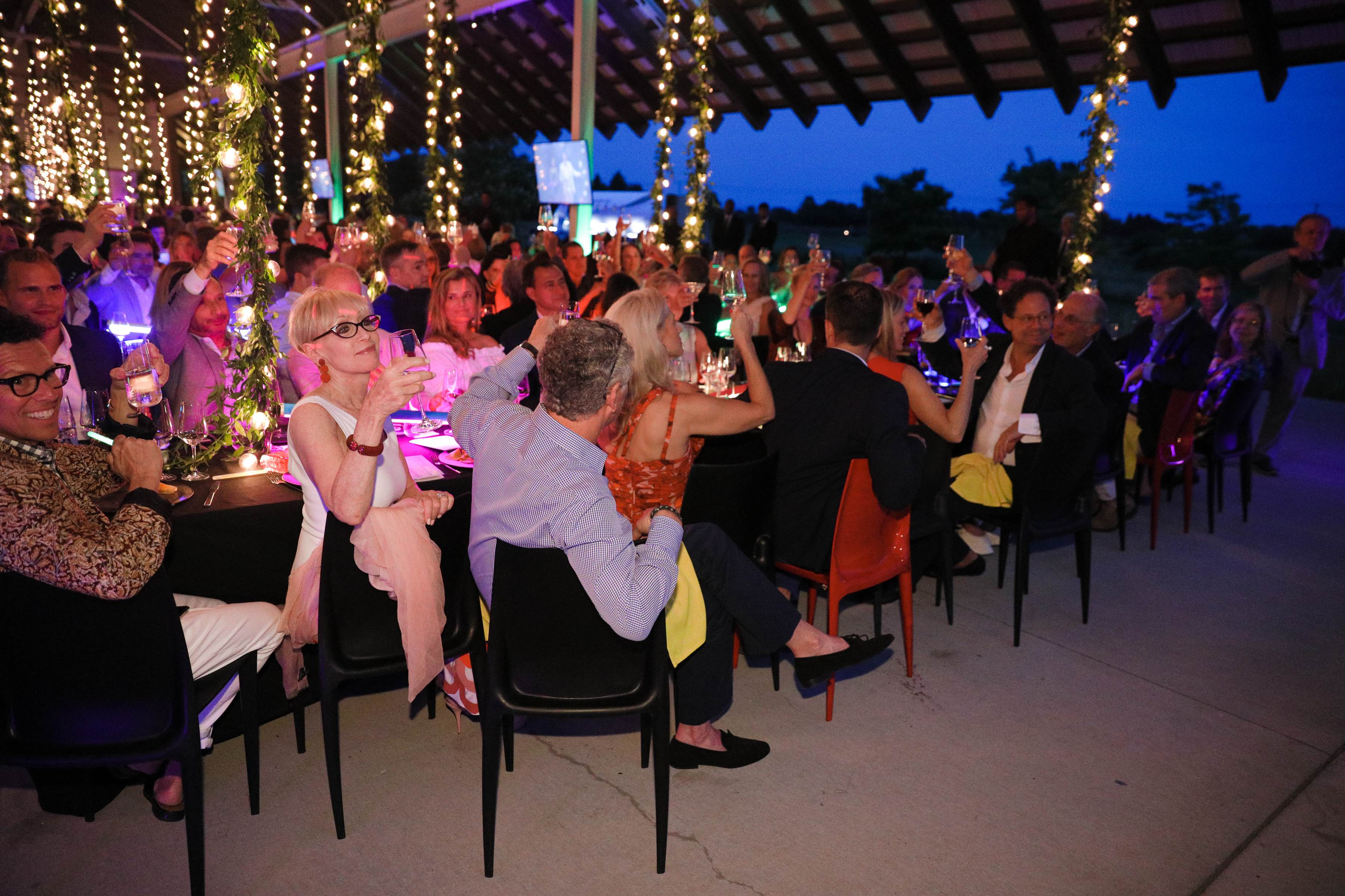 Parrish Art Museum Midsummer Party 2018