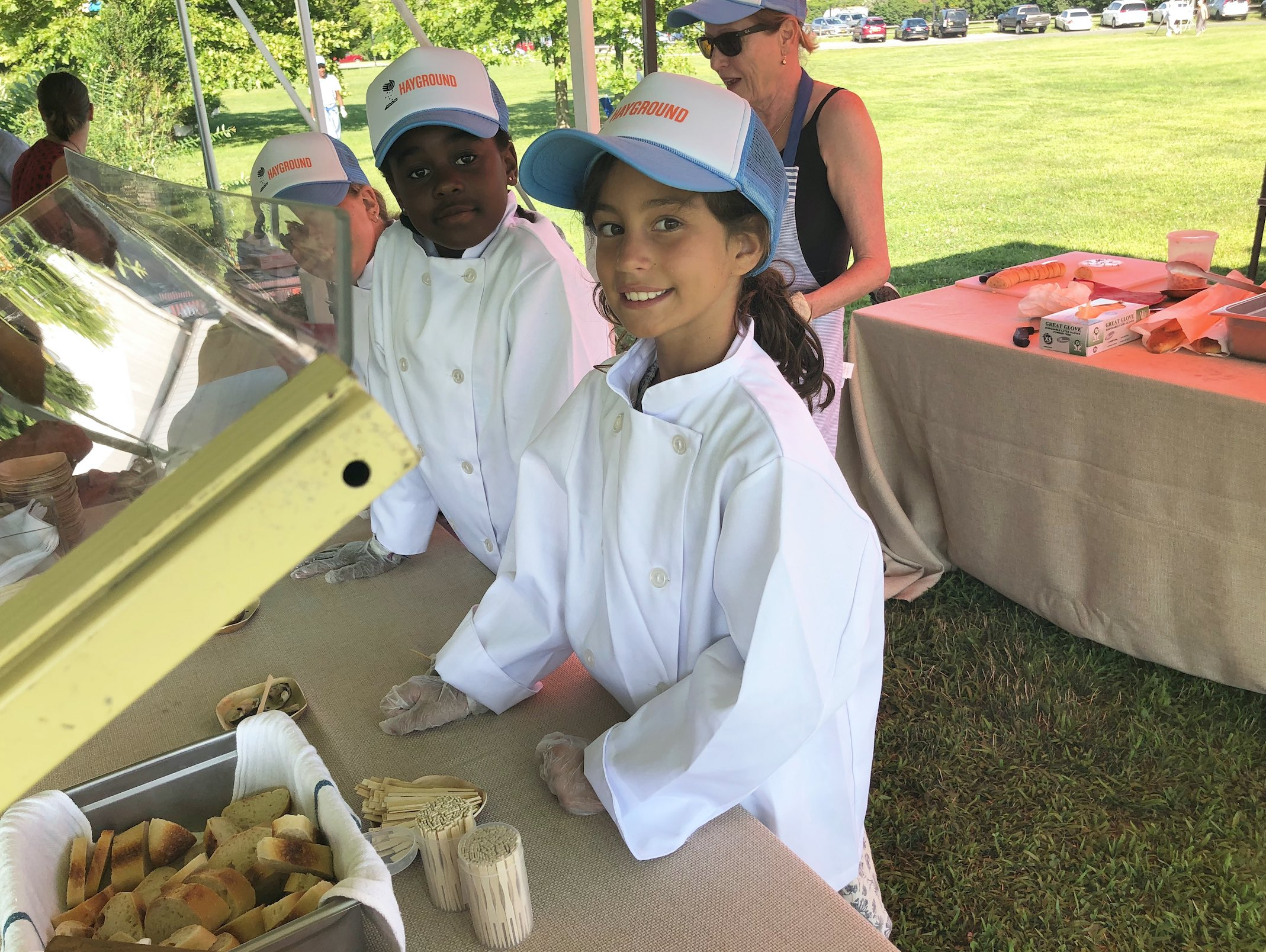 Hayground Students Chefs