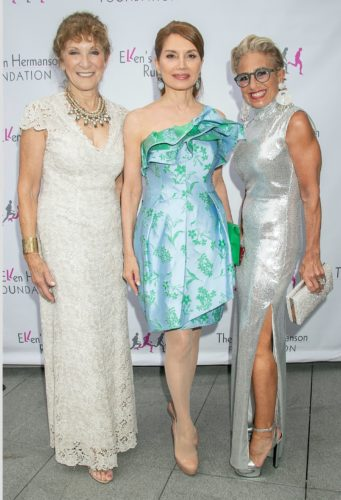Julie Ratner, Jean Shafiroff and Jodi Wasserman