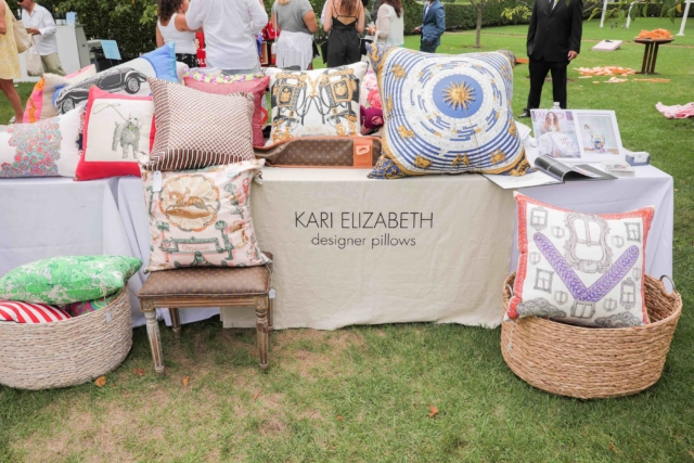 Kari Elizabeth Designer Pillows