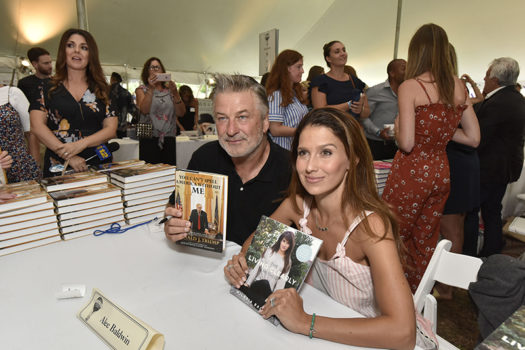 Alec and Hilaria Baldwin - Photo by: Eugene Gologursky (Getty)d Hilaria Bladwin©Eugene Gologursky-Getty