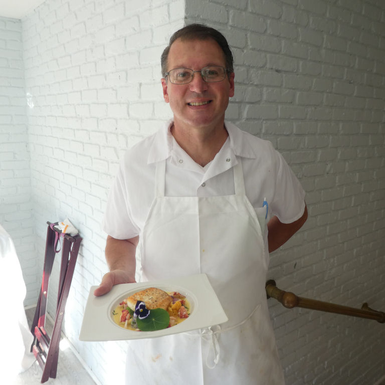 Executive Chef James Carpenter