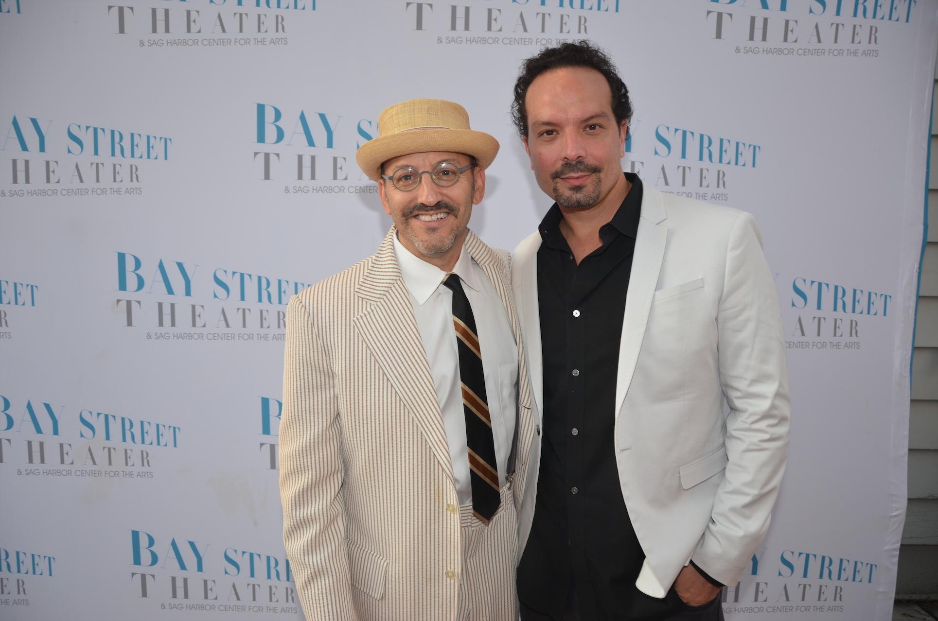 Will Pomerantz and Marcos Santana