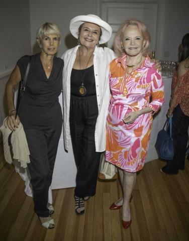 Ellyn Seifert, Randie Levine Miller and Jane Pontarelli