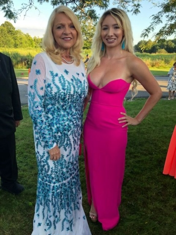 Honorees - Margot and Andrea Catsimatidis