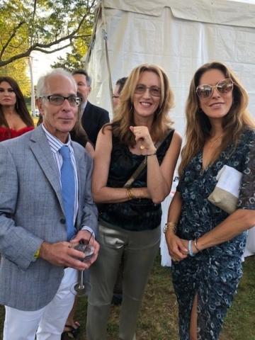 Steven Bernstein, Andrea Douzet and Cristina Cuomo