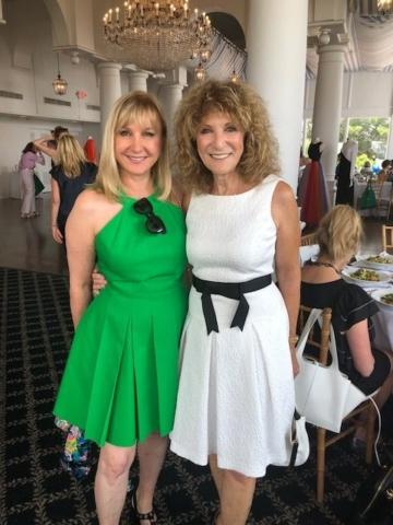 Kaltean de Monchy and Julie Ratner