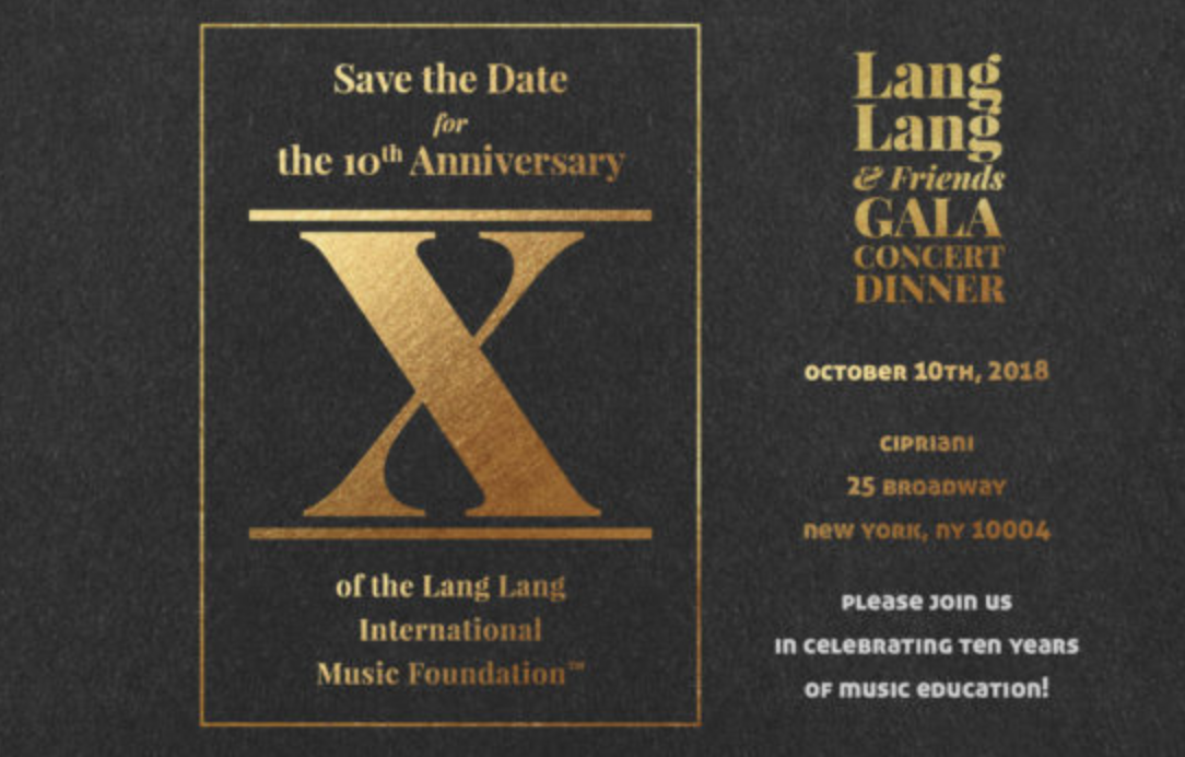 Lang Lang International