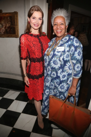 Jean Shafiroff and Board Member Lola West - Photo by: Patrick McMullan