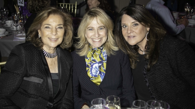 Marion Waxman, Elissa Held and Karen Amster-Young