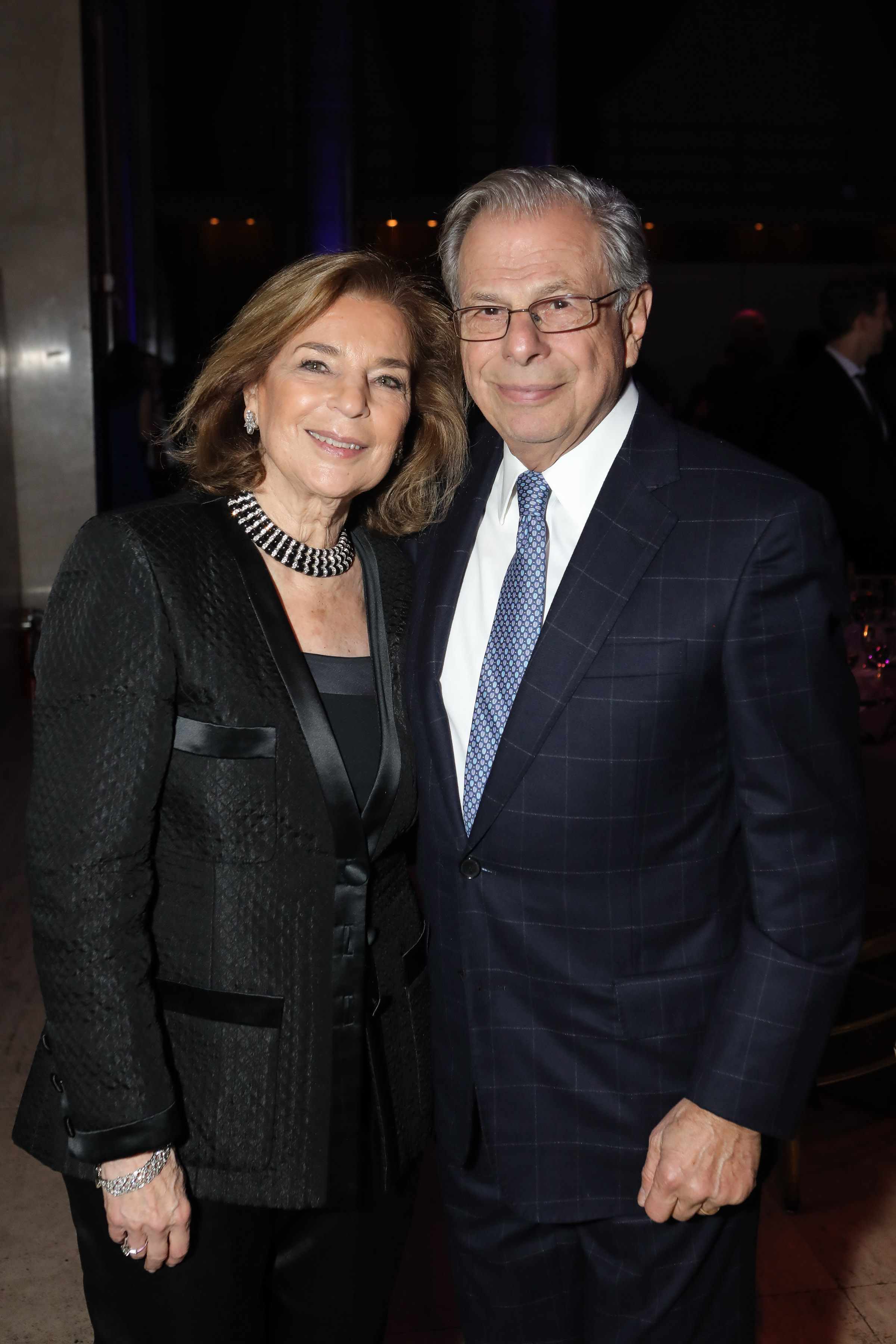 Marion Waxman and Founder & CEO Dr. Samuel Waxman