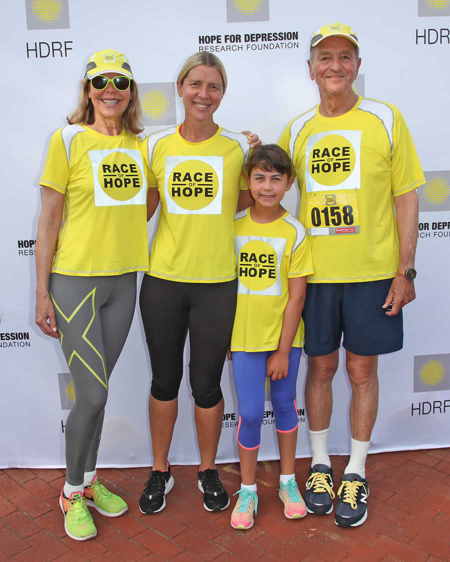 Jamee Gregory: Fourth Annual Race Of Hope To Defeat Depression