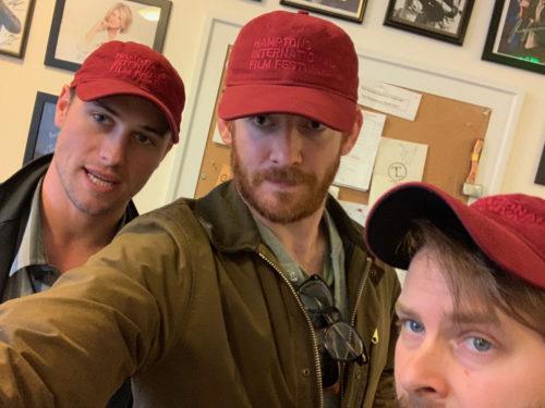 Charlie Westfall, Sawyer Spielberg, Trevor Vaughn