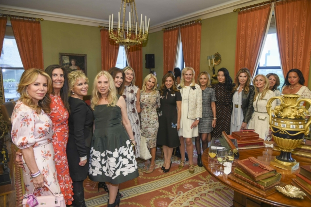 6th Annual Collaborating For A Cure Ladies  Luncheon To Benefit Cancer Research