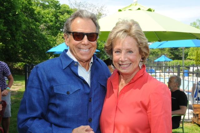Jane Rothchild and Bill Boggs