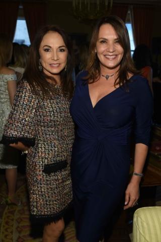 Maria Elena Christensen and Carla Brancato